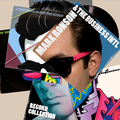 Joshua Blair Sound Engineer - Mark Ronson Record Collection